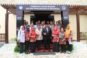 Read more about the article Pembukaan Pameran Sistem Penguburan Di Indonesia