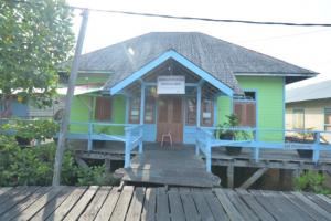 Read more about the article Kantor Camat Peninggalan Kerajaan Kutai Kartanegara, Kota Bontang, Kalimantan Timur