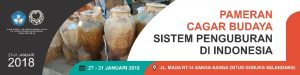 Read more about the article H-4 Kegiatan Pameran Sistem Penguburan Di Indonesia