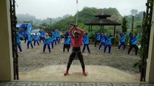 Read more about the article Senam Aerobik Balai Pelestarian Cagar Budaya Kalimantan Timur