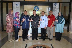 Kunjungan dari Direktur Pelestarian Cagar Budaya dan Pemuseuman, Direktorat Jenderal Kebudayaan Dr. Harry Widianto ke Balai Pelestarian Cagar Budaya Kalimantan Timur