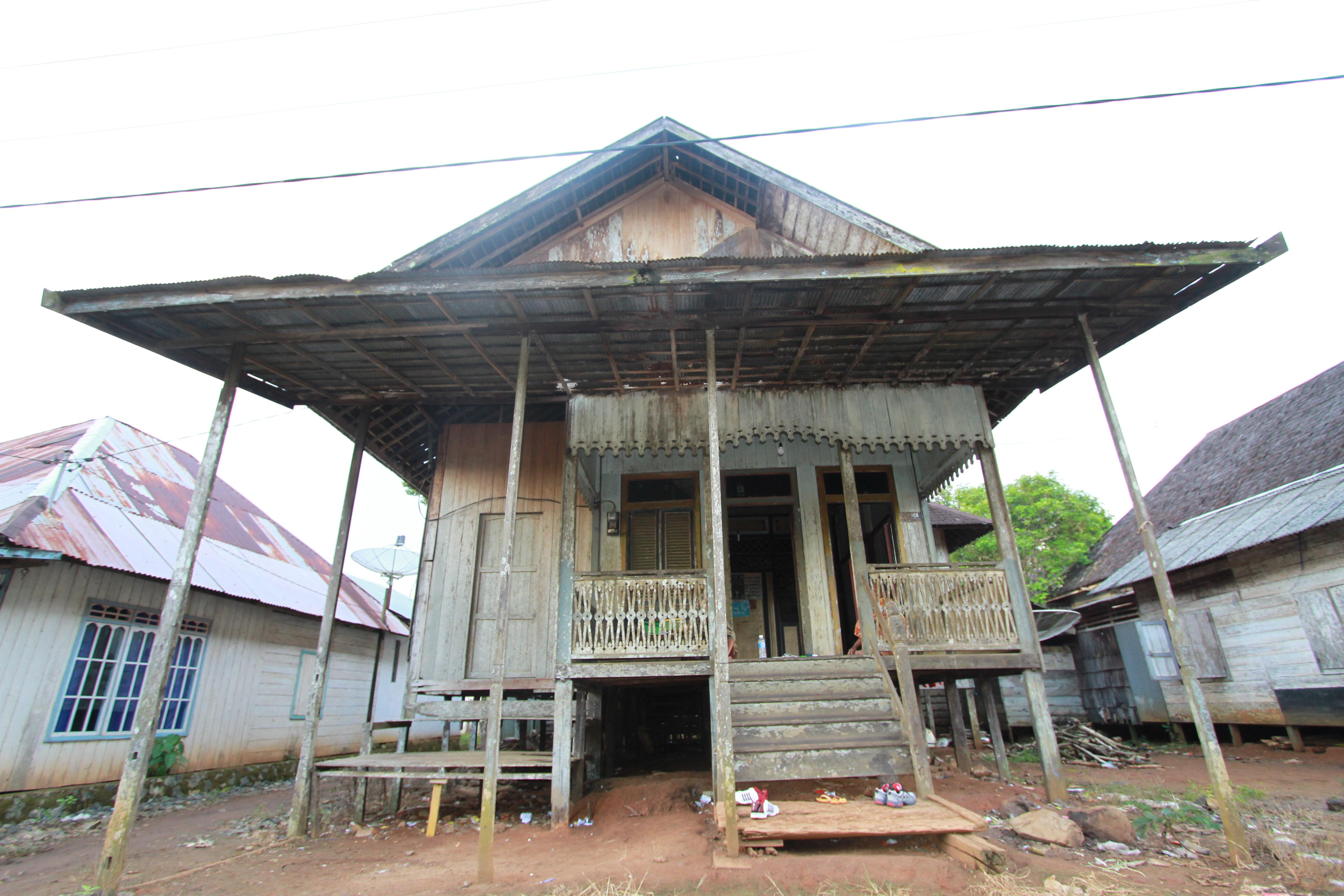Mengenal Rumah Tradisional Banjar