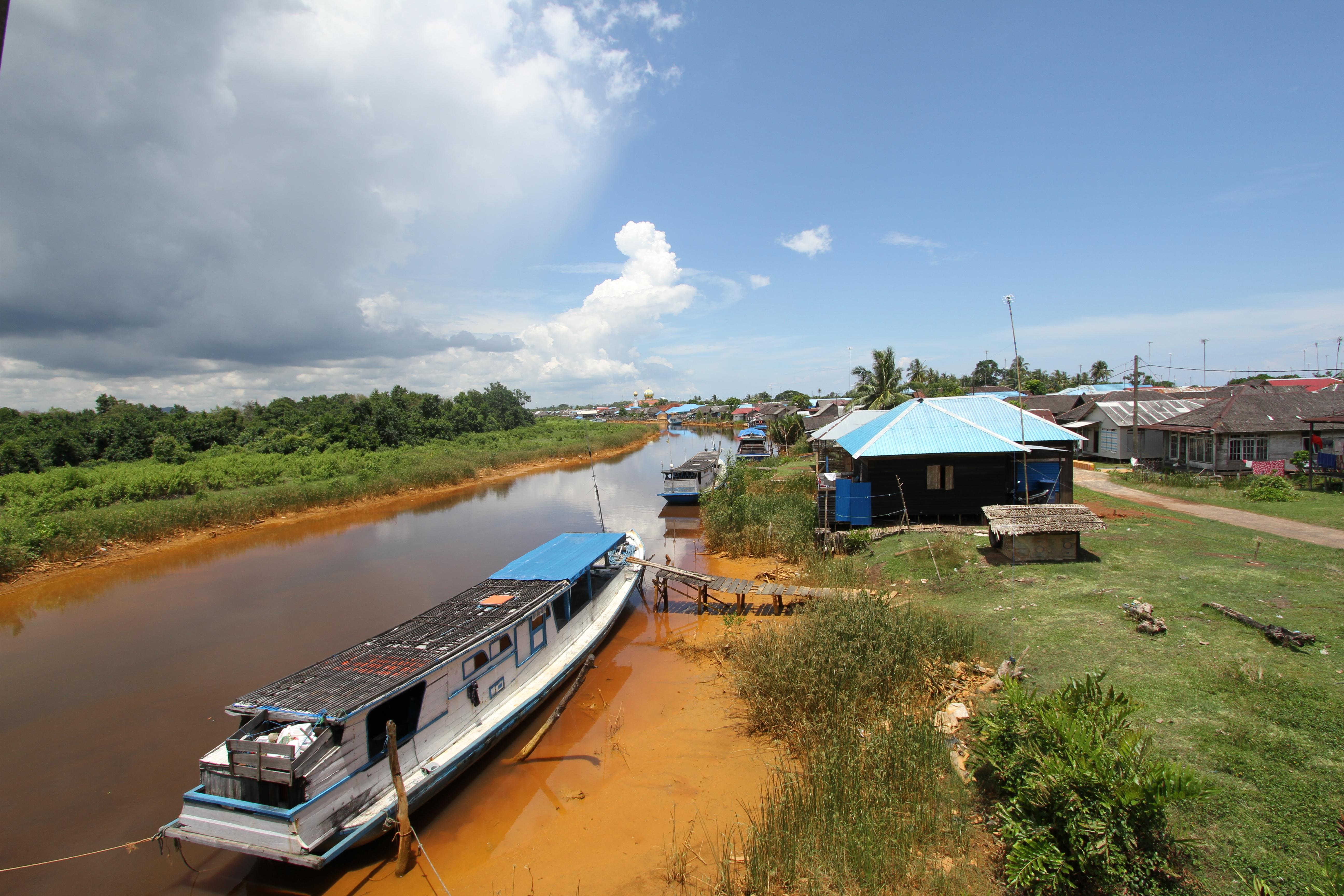 You are currently viewing Keberadaan Benteng Tabanio, Kecamatan Takisung, Kabupaten Tanah Laut Kalimantan Selatan