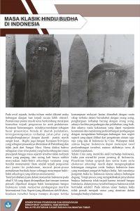 Read more about the article Masa Klasik Hindu Budha di Indonesia