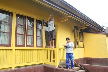 You are currently viewing Studi Konservasi Istana Al Mukaromah Kesultanan Sintang
