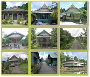 Perkampungan Lama di Kecamatan Sangasanga