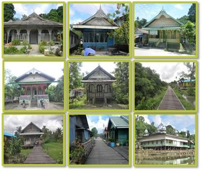 You are currently viewing Perkampungan Lama di Kecamatan Sangasanga
