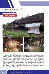 Lamin Pepas Eheng Kalimantan Timur