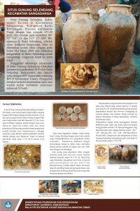 Read more about the article Situs Gunung Selendang Kecamatan Sangasanga
