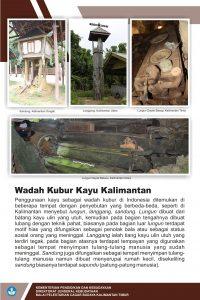 Read more about the article Wadah Kubur Kayu Kalimantan