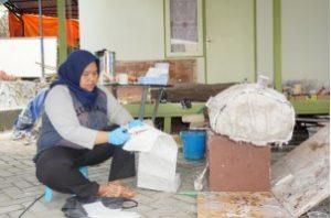 Read more about the article Pembuatan Replika Cagar Budaya