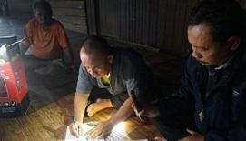 Read more about the article Penyerahan APAR DRY POWDER (Alat Pemadam Kebakaran)