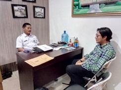 Read more about the article Survei Material (Lantai Tegel), dalam rangka rehabilitasi Masijid Sultan Hassanudin Tenggarong, di Kota Balikpapan