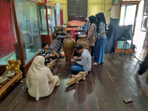 Pendataan Cagar Budaya Koleksi Museum Sadurengas