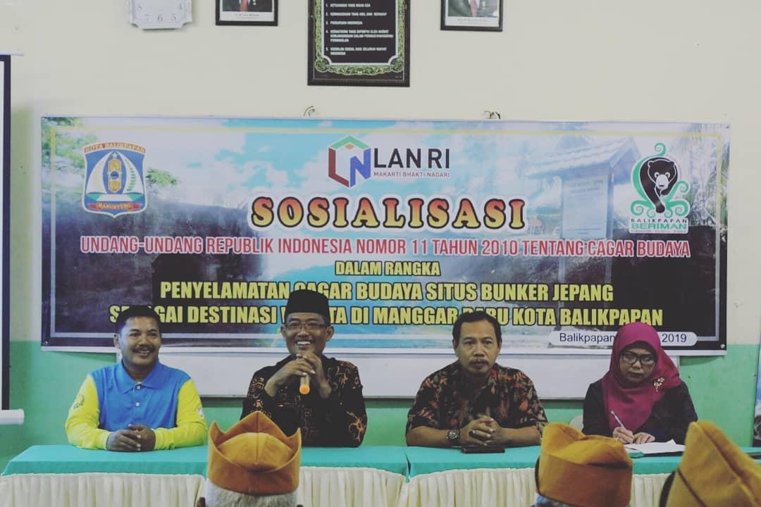 You are currently viewing Sosialisasi Undang-Undang No 11 Tahun 2010 Tentang Cagar Budaya