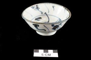 Mangkuk Kecil Dinasti Ching Koleksi Museum Mulawarman
