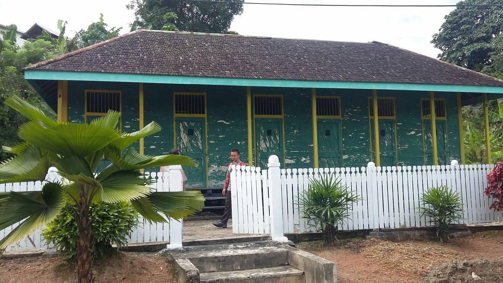 Read more about the article Rumah Penjara Sangasanga