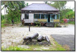 Read more about the article Meriam Belanda di Kepulauan Karimata, Kalimantan Barat