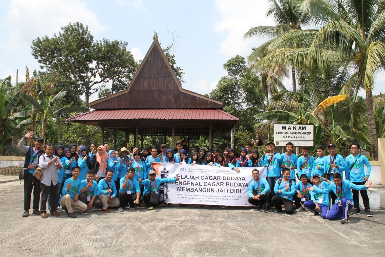 Perjalanan Jelajah Cagar Budaya Kalimantan Timur