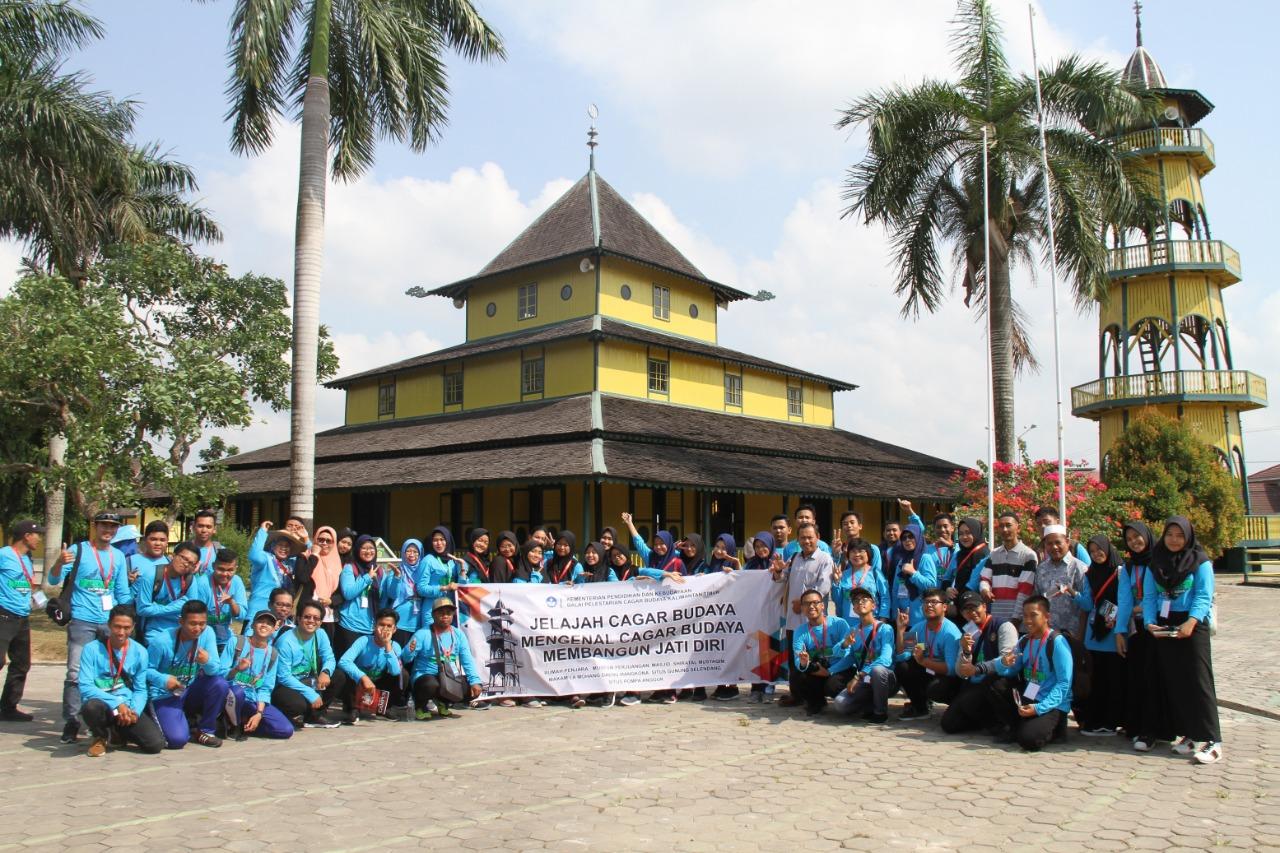 Read more about the article Jelajah Cagar Budaya Kalimantan Timur