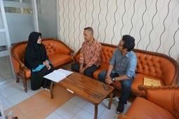 Koordinasi Kegiatan Sosialisasi dan Publikasi Cagar Budaya di Kota Bontang, Kalimantan Timur