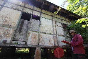 Read more about the article Studi Teknis Pemugaran di Kalimantan Barat