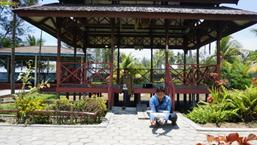 Pemotretan Udara Cagar Budaya Kota Balikpapan, Kalimantan Timur