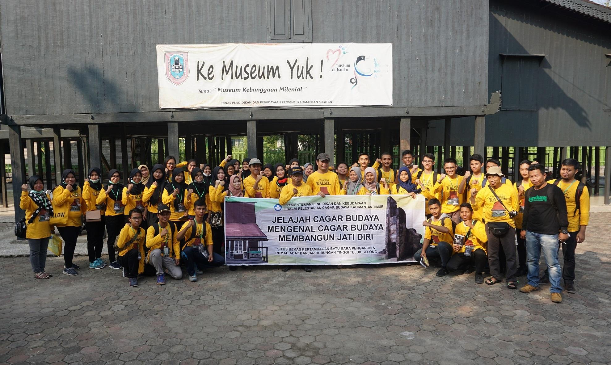 Jelajah Cagar Budaya Kalimantan Selatan
