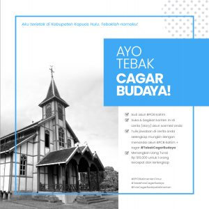 Read more about the article Kuis Tebak Cagar Budaya
