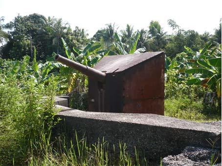 You are currently viewing Meriam II Peningki Lama, Tarakan, Kalimantan Utara