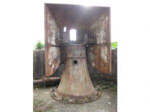 Meriam III Peningki Lama, Tarakan, Kalimantan Utara