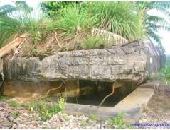 Read more about the article Pillbox Stelling III Peningki Lama, Tarakan, Kalimantan Utara