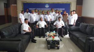 Read more about the article Pertemuan Tim Inspektorat Jenderal dengan UPT/Satker  Kemendikbud pada Provinsi Kalimantan Timur di LPMP Kalimantan Timur