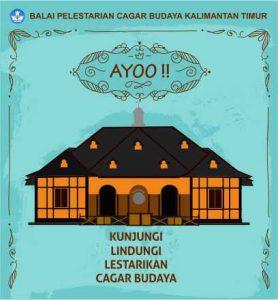 Sosialisasi Cagar Budaya melalui Bioskop Keliling  Kabupaten Berau