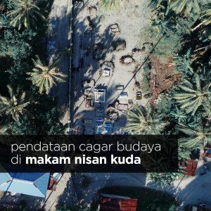 Read more about the article Nisan Berbentuk Kuda di Kepulauan Derawan