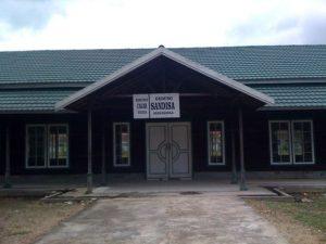 Read more about the article Gedung Sandisa Sangasanga