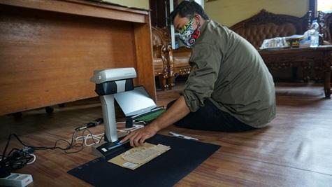 Studi Konservasi Cagar Budaya (Museum Gunung Tabur) Kabupaten Berau