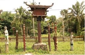 You are currently viewing Sandung di Desa Bangkal