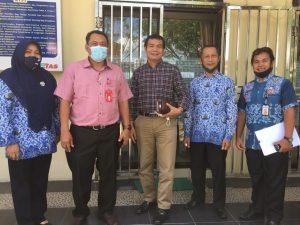 Koordinasi dan Konsolidasi Program Kerja Tahun 2021 Kabupaten Kutai Kartanegara, Kota Bontang dan Kota Balikpapan