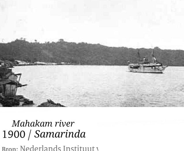 Kedudukan Hindia Belanda 1800 -1900 di Samarinda