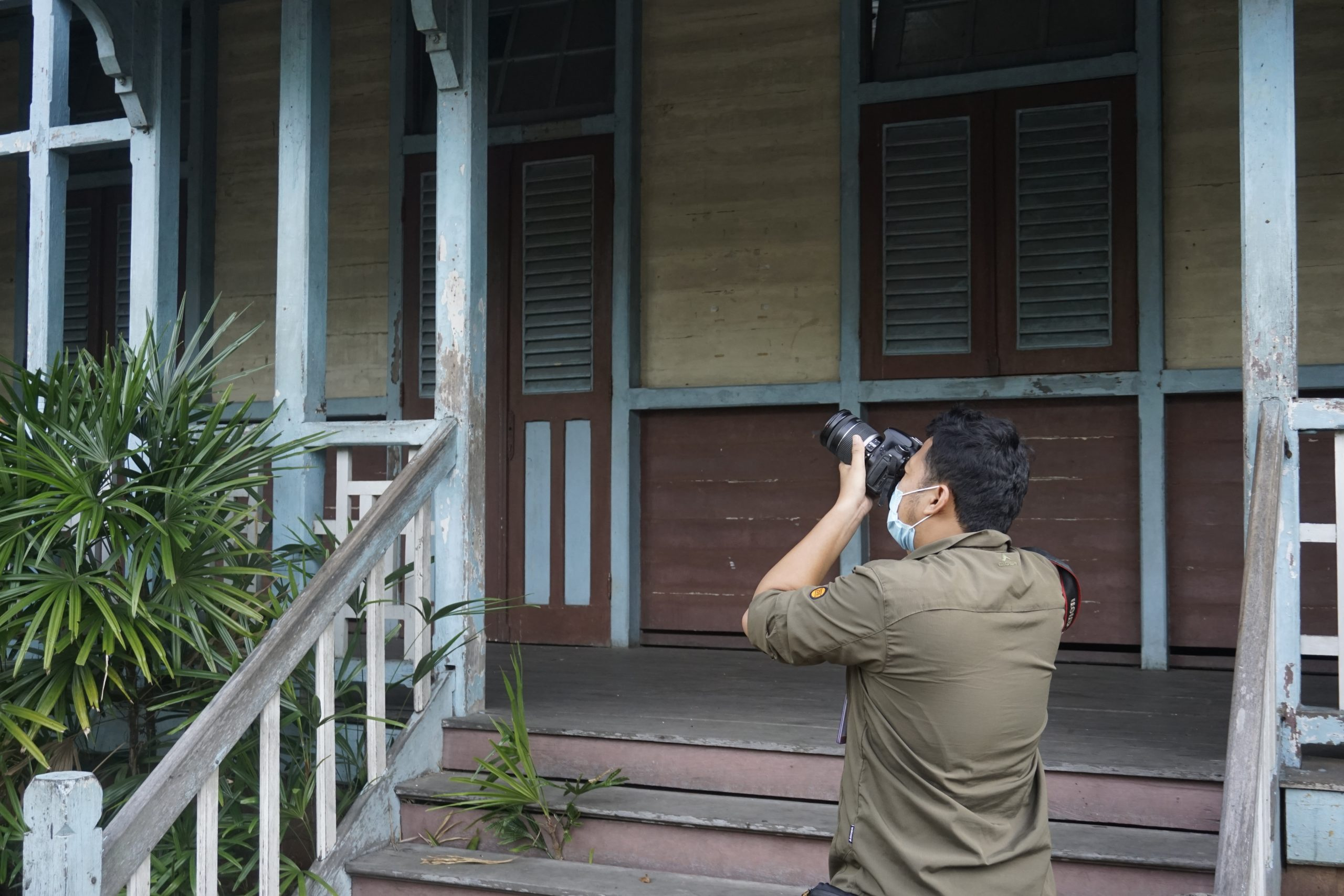 Eksplorasi Penyelamatan Cagar Budaya dan Diduga Cagar Budaya di Kota Pontianak