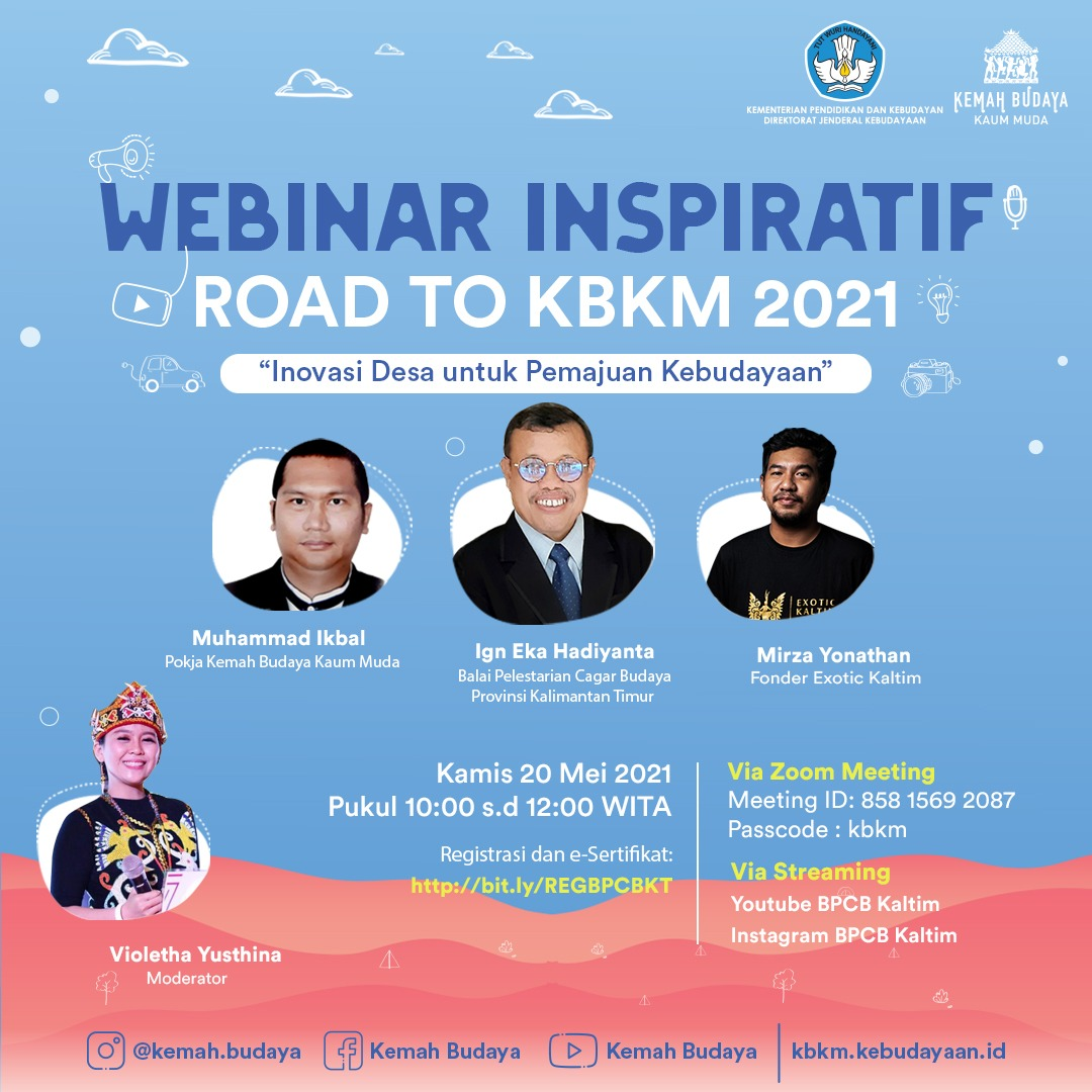 Read more about the article Webinar Inspiratif Road to KBKM 2021