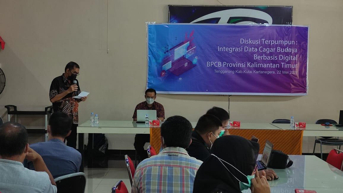 "Read more about the article Diskusi Terpumpun dengan tema ""Integrasi Data Cagar Budaya Berbasis Digital"""