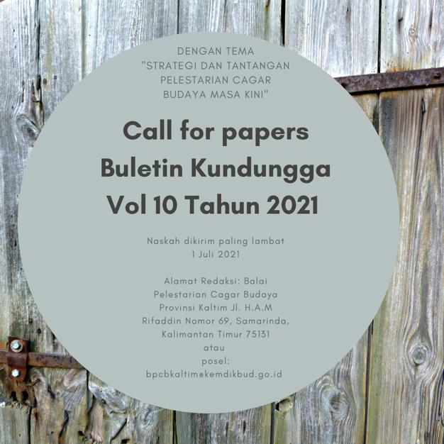 You are currently viewing Pedoman Penulisan Kundungga Volume 10 Tahun 2021