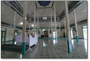 Kerusakan Bangunan Cagar Budaya (Studi Teknis Masjid Kasimuddin)