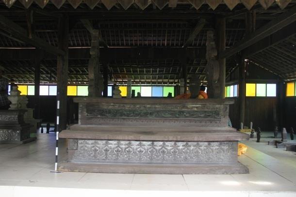 Makam 1 (Makam Ratu Begawan binti Pangeran Sri Anta)