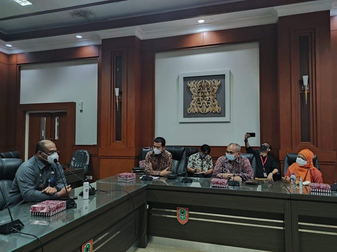 Read more about the article Pelaksana Kegiatan Muhibah Jalur Rempah Tahun 2021