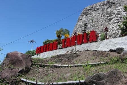 Zonasi Benteng Tahula