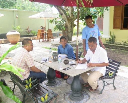 Read more about the article Klarifikasi Kepemilikan Lahan Cagar Budaya Pulau Neira