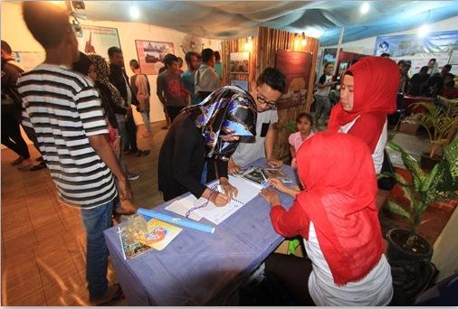 Read more about the article Pameran Kepurbakalaan Sambut Legu Gam